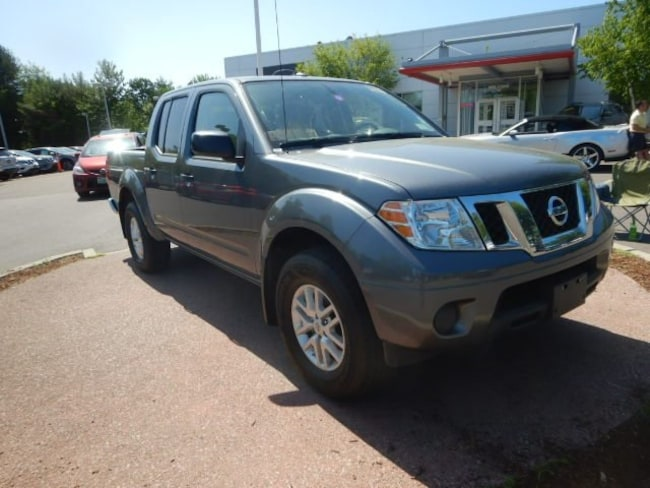 Used 2017 Nissan Frontier SV Truck Crew Cab in South Burlington