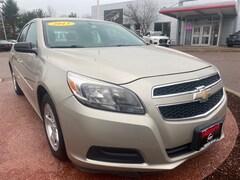 Bargain Used 2013 Chevrolet Malibu 1LS Sedan in South Burlington