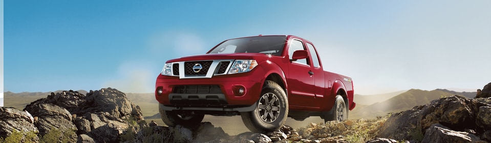 New Nissan Trucks South Burlington