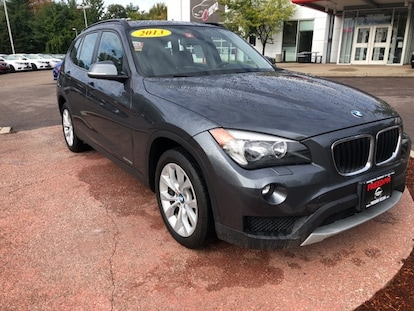 Used 2013 BMW X1 xDrive28i For Sale in Burlington VT | WBAVL1C57DVR92377