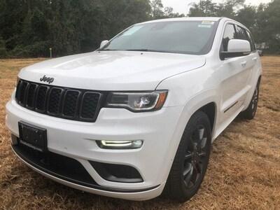 Custom Ordered Jeep Grand Cherokee