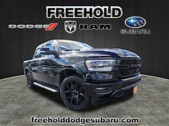 Used 2021 Ram 1500 LARAMIE CREW CAB 4X4 5'7 BOX Crew Cab 5.7 ft Bed for Sale in Freehold, NJ, at Freehold Dodge