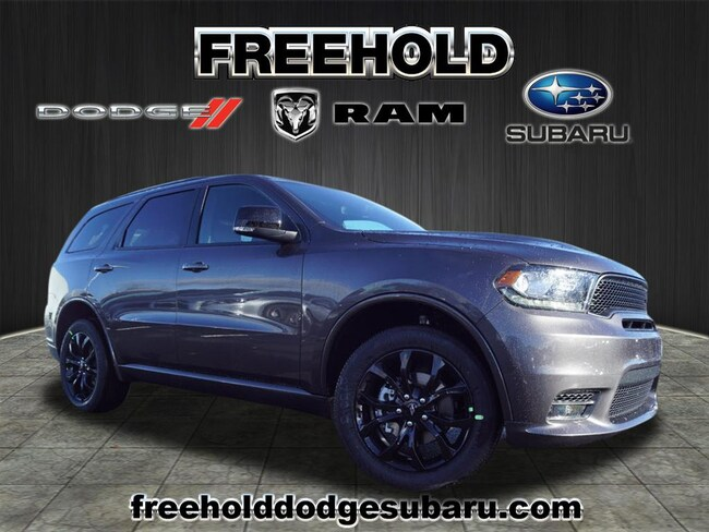 New 2019 Dodge Durango GT PLUS BLACKTOP AWD SUV for sale in Freehold