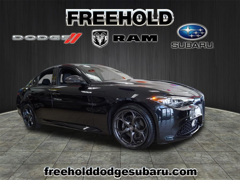Used Alfa Romeo Giulia Freehold Nj