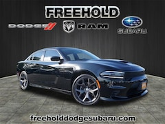 Used 2018 Dodge Charger SXT PLUS WITH SUPER TRACK PAK Sedan for sale in Freehold NJ