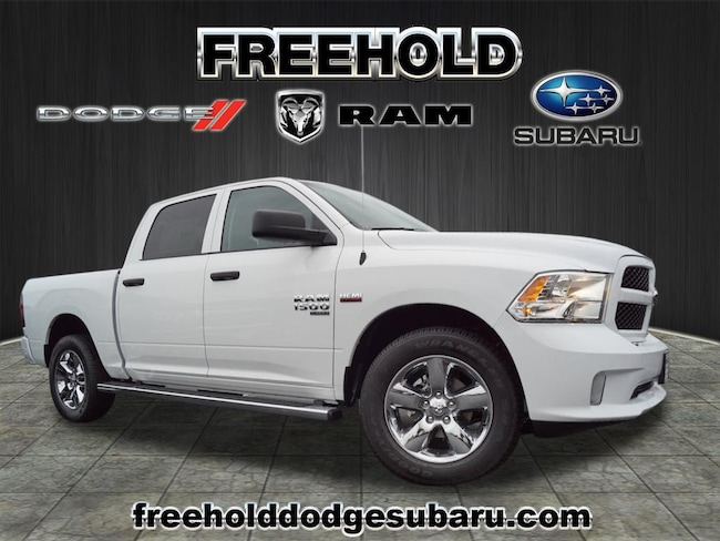 New 2019 Ram 1500 CLASSIC EXPRESS CREW CAB 4X4 5'7 BOX Crew Cab 5.7 ft Bed for sale in Freehold