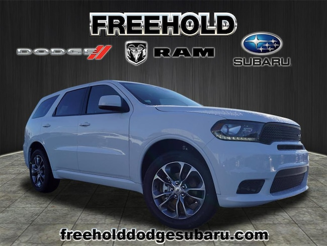 New 2019 Dodge Durango GT AWD SUV for sale in Freehold