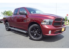 Used 2019 Ram 1500 EXPRESS QUAD CAB 4X4 6'4 BOX Quad Cab 6.4 ft Bed for sale in Freehold NJ