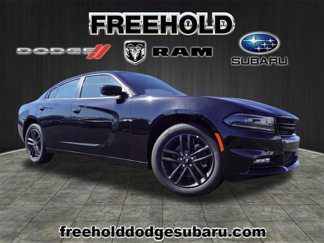 New 2019 Dodge Charger SXT PLUS AWD Sedan for sale in Freehold