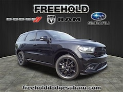 Used 2018 Dodge Durango GT BLACKTOP AWD  SUV for sale in Freehold NJ