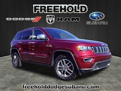 Used 2020 Jeep Grand Cherokee LIMITED 4X4 SUV for Sale in Freehold, NJ, at Freehold Dodge