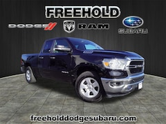 Used 2020 Ram 1500 BIG HORN QUAD CAB 4X4 6'4 BOX Quad Cab 6.4 ft Bed for Sale in Freehold, NJ, at Freehold Dodge