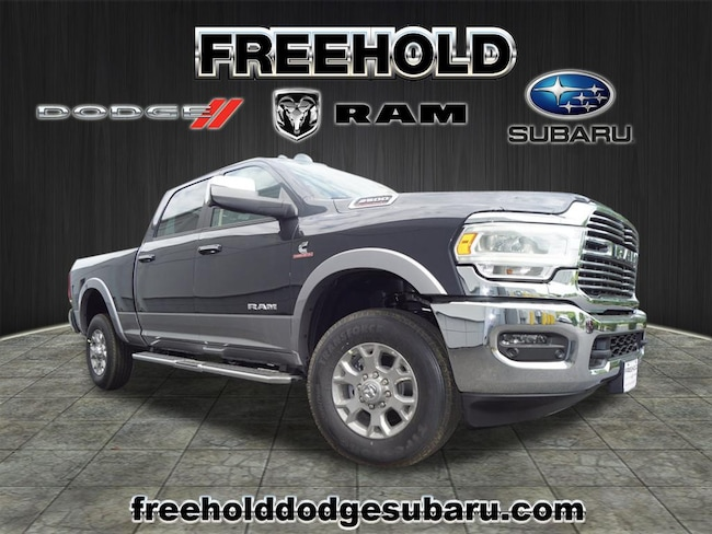 New 2019 Ram 2500 LARAMIE CREW CAB 4X4 6'4 BOX Crew Cab 6.4 ft Bed for sale in Freehold