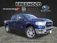 Used 2020 Ram 1500 BIG HORN CREW CAB 4X4 5'7 BOX Crew Cab 5.7 ft Bed for Sale in Freehold, NJ, at Freehold Dodge