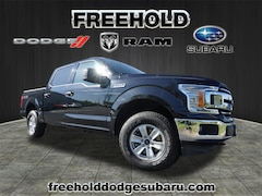Used 2018 Ford F-150 XLT SUPERCREW 4X4 5'6 BOX SuperCrew Cab  for sale in Freehold NJ
