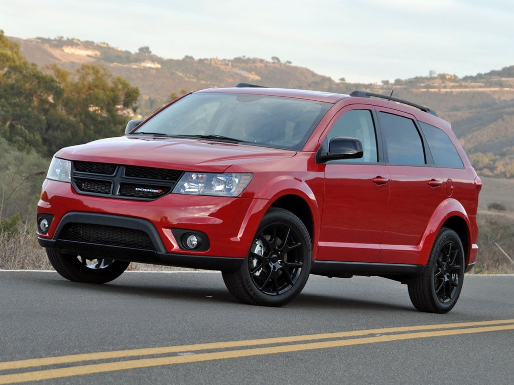 2015 Dodge Journey vs. Ford Edge | Freehold Dodge Dealer