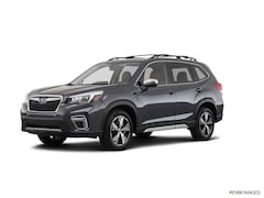 Used 2020 Subaru Forester TOURING AWD SUV for Sale in Freehold, NJ, at Freehold Dodge