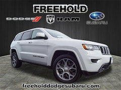 2018 Jeep Grand Cherokee LIMITED  STERLING EDITION 4X4 SUV