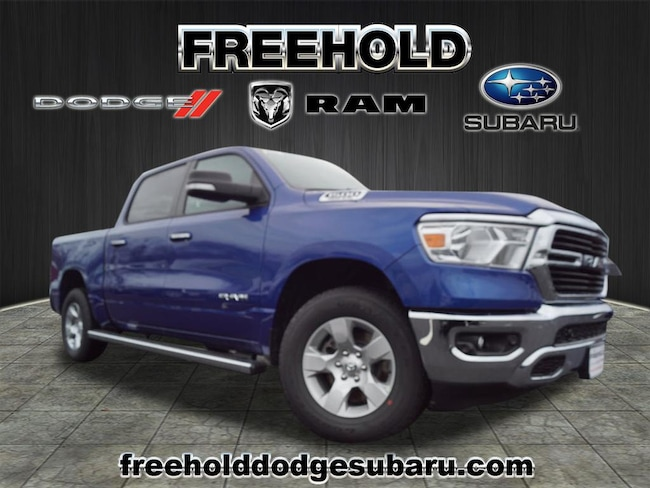 New 2019 Ram 1500 BIG HORN CREW CAB 4X4 5'7 BOX Crew Cab 5.7 ft Bed for sale in Freehold