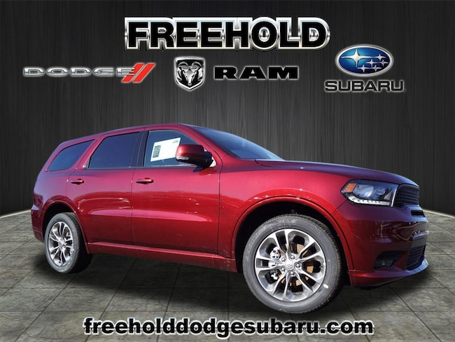 New 2019 Dodge Durango GT PLUS AWD SUV for sale in Freehold