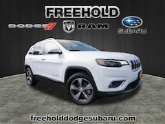 Used 2019 Jeep Cherokee LIMITED 4X4 SUV for Sale in Freehold, NJ, at Freehold Dodge