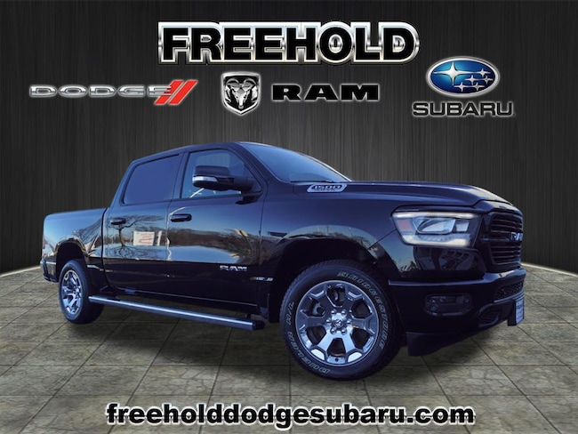 New 2019 Ram 1500 BIG HORN SPORT CREW CAB 4X4 5'7 BOX Crew Cab 5.7 ft Bed for sale in Freehold