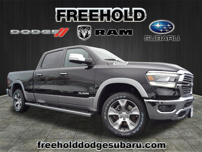 New 2019 Ram 1500 LARAMIE CREW CAB 4X4 6'4 BOX Crew Cab 6.4 ft Bed for sale in Freehold