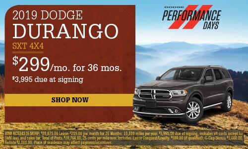 March   2019 Durango