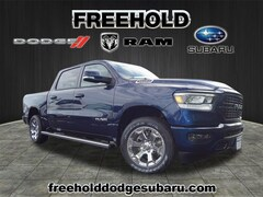 New 2019 Ram 1500 BIG HORN CREW CAB 4X4 5'7 BOX Crew Cab 5.7 ft Bed for sale in Freehold NJ