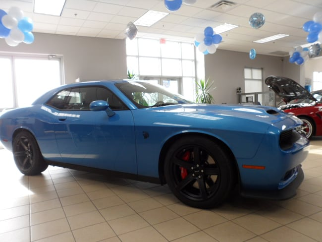 Used 2019 Dodge Challenger SRT HELLCAT REDEYE Coupe for sale in Freehold NJ