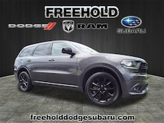 Used 2018 Dodge Durango SXT BLACKTOP AWD SUV for sale in Freehold NJ