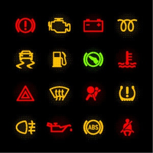2007 dodge caliber dash symbols