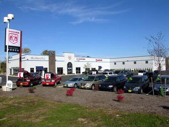 Dodge Dealers In Nj >> Freehold Dodge And Ram Dealer About Freehold Dodge