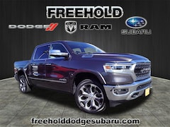 Used 2020 Ram 1500 LIMITED CREW CAB 4X4 5'7 BOX Crew Cab 5.7 ft Bed for Sale in Freehold, NJ, at Freehold Dodge