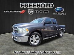 Used 2016 Ram 1500 BIG HORN QUAD CAB 4X4 6'4 BOX Quad Cab 6.4 ft bed for sale in Freehold NJ