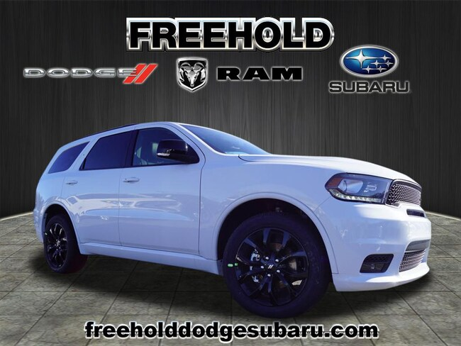 New 2019 Dodge Durango GT BLACKTOP AWD SUV for sale in Freehold