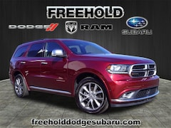 Used 2020 Dodge Durango CITADEL ANODIZED PLATINUM AWD  SUV for sale in Freehold NJ