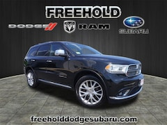 Used 2015 Dodge Durango CITADEL AWD SUV for sale in Freehold NJ