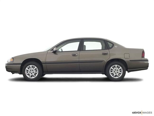 Used 2004 Chevrolet Impala Base Sedan for sale in Freehold NJ