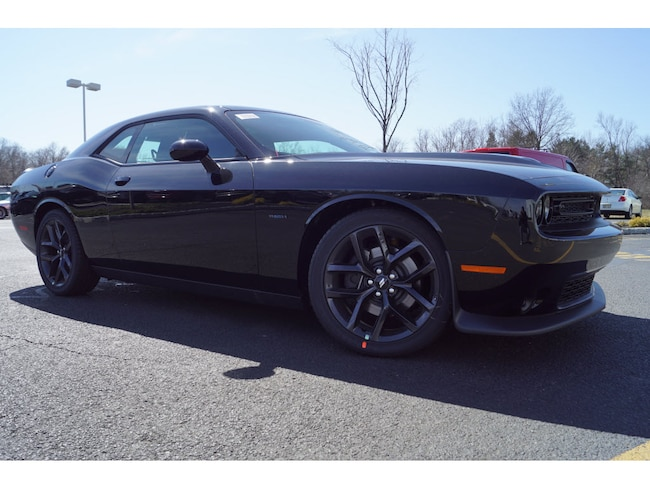 New 2019 Dodge Challenger R/T BLACKTOP Coupe for sale in Freehold