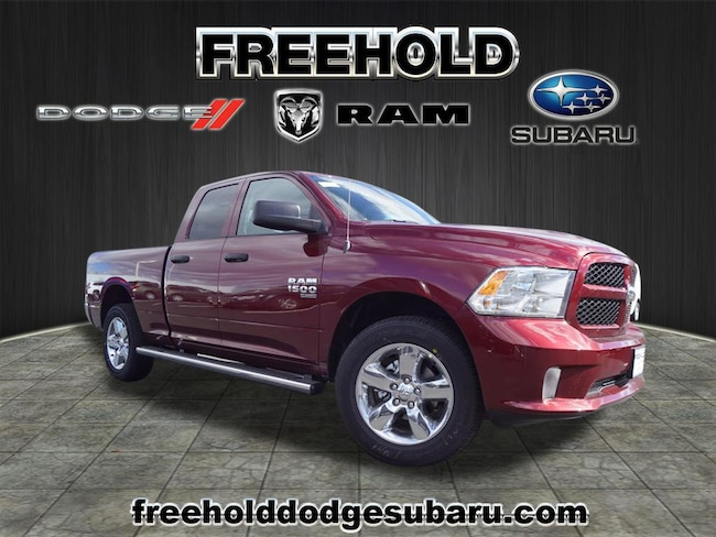 New 2019 Ram 1500 CLASSIC EXPRESS QUAD CAB 4X4 6'4 BOX Quad Cab 6.4 ft Bed for sale in Freehold