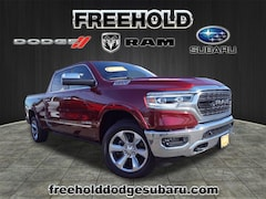 Used 2020 Ram 1500 LIMITED CREW CAB 4X4 6'4 BOX Crew Cab 6.4 ft Bed for Sale in Freehold, NJ, at Freehold Dodge