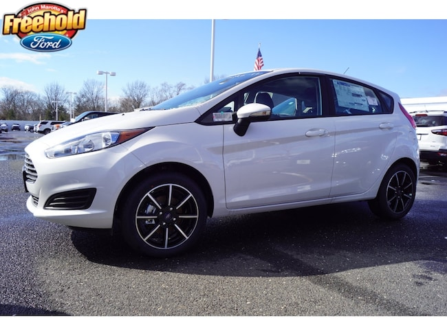 2019 Ford Fiesta SE Hatchback near Jackson Township NJ at Freehold Ford