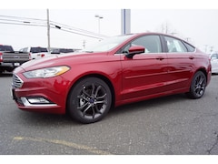 New 2018 Ford Fusion SE Sedan near Jackson Township