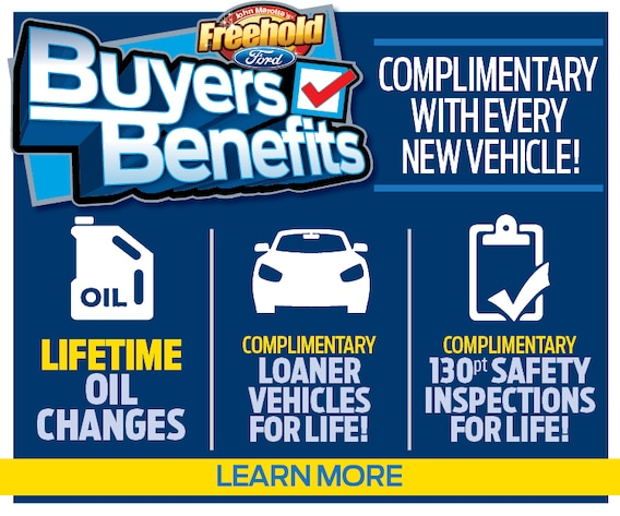 New 2017-2018 Ford Cars, Trucks & SUVs at Freehold Ford
