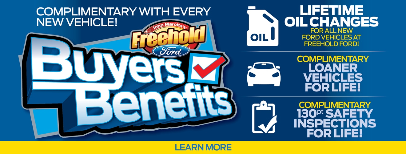 My Ford Benefits >> Used And Certified Pre Owned Vehicles At Freehold Ford