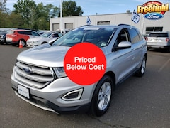 Certified Pre-Owned 2018 Ford Edge SEL SUV 2FMPK4J91JBC04377 near Jackson Township
