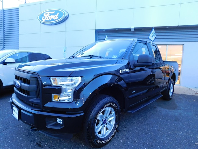 2015 Ford F-150 XL Sport EXTENDED CAB SHORT BED TRUCK