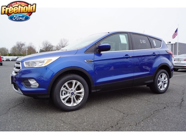 Ford Escape Ecoboost >> 2019 Ford Escape Se Suv Ecoboost Engine With Auto Start Stop Technology