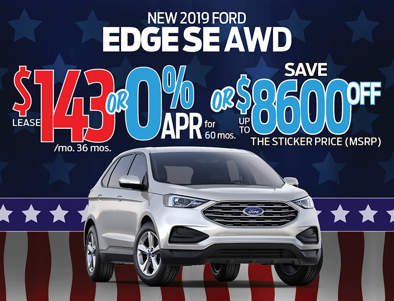 Ford Dealers Nj >> 2019 Ford Edge Special From Freehold Ford Ford Dealer Nj